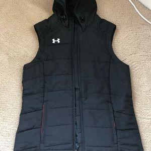Under Armour women's vest Coldgear Infrared